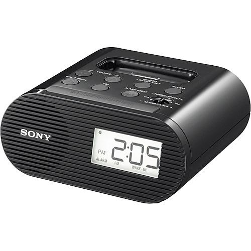 Sony ICF-C05iP iPod Dock/Clock (Black)