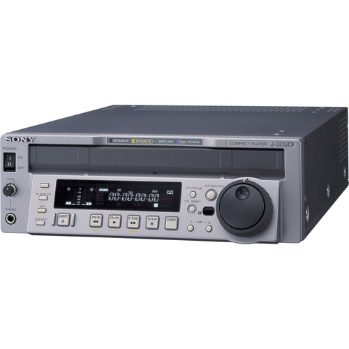 Sony J-30SDI Compact Betacam Series Player