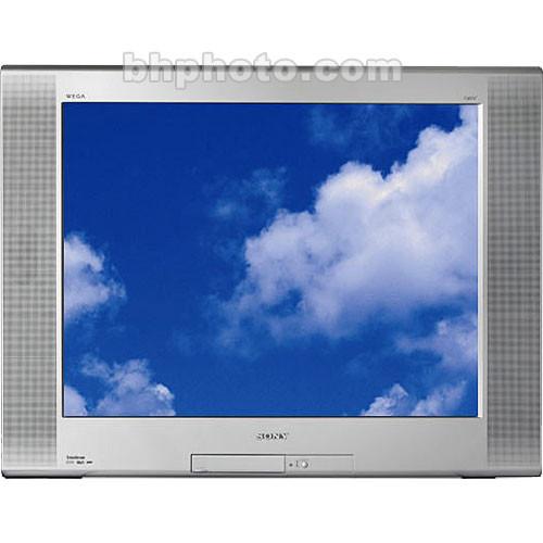 """Sony KD-32FS170 32"""" Trinitron WEGA Flat CRT TV"""