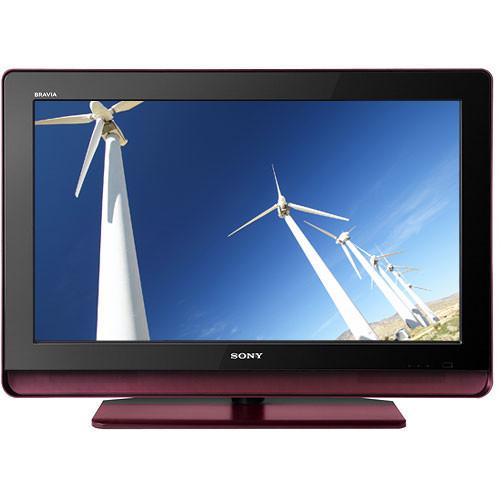 "Sony KDL-26M4000/R  26"" 16:9 BRAVIA LCD 720p TV (Red)"