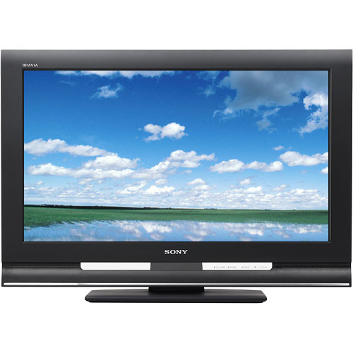 "Sony KDL-32L4000   32"" 16:9 BRAVIA LCD 720p TV (Black)"