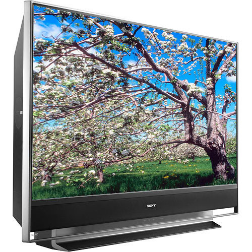 "Sony KDS-60A3000   60"" BRAVIA A series SXRD Rear Projection HDTV 1080p"