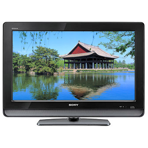 """Sony KLV-32S400A BRAVIA 32"""" 720p Multi-System LCD TV"""