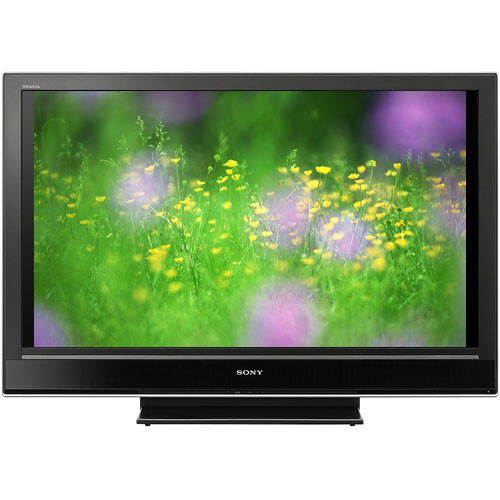 "Sony KLV-46V300A  46"" Multi-System LCD HD TV (Black)"