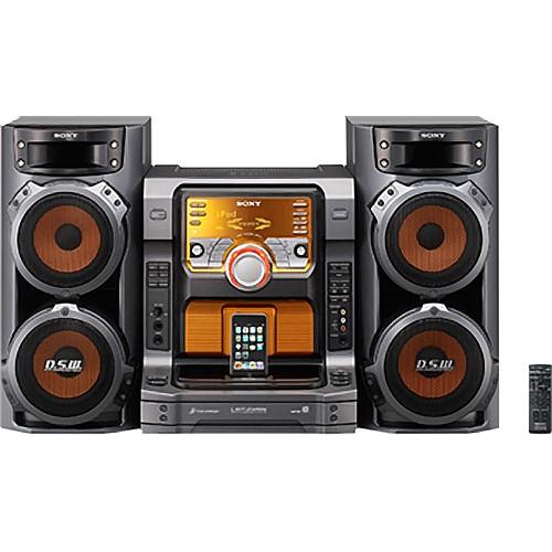 Sony LBT-ZX66i Muteki H-Fi Music System