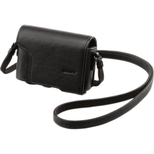 Sony LCJHK/B Carrying Case (Black)