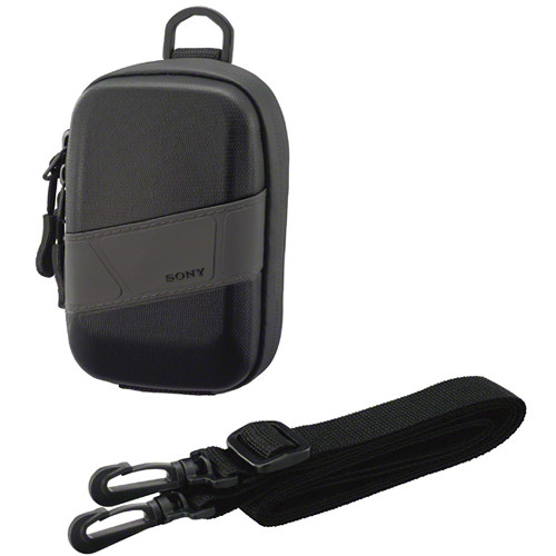 Sony LCMCSVH/B Carrying Case (Black)