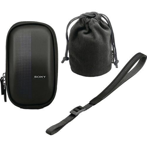 Sony Alpha NEX Camera Case for the NEX-3 or NEX-5 Digital Cameras (Black)