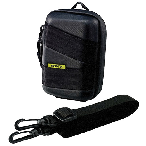 Sony Carrying Case for Cyber-Shot T&W Series (Black)