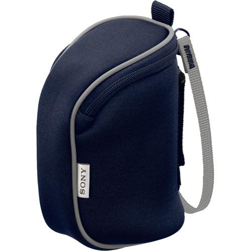 Sony LCS-BBD Carrying Pouch (Blue)