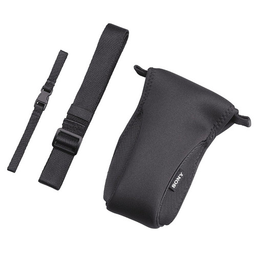 Sony LCSBBH/B Soft Carrying Case for Handycam (Black)