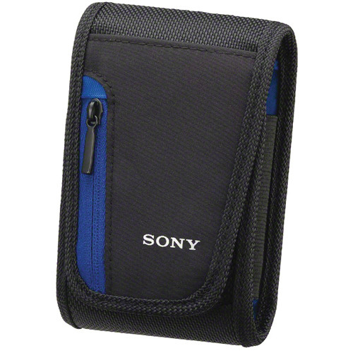 Sony LCSCS1/B Soft Carrying Case (Black)
