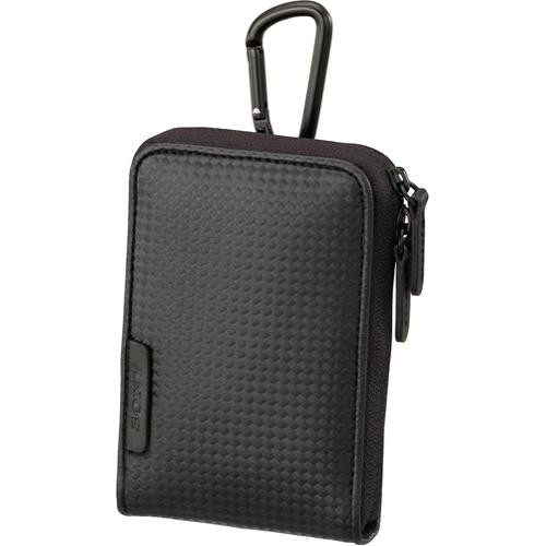 Sony LCS-CSVC/B Carrying Case (Spotted Black)