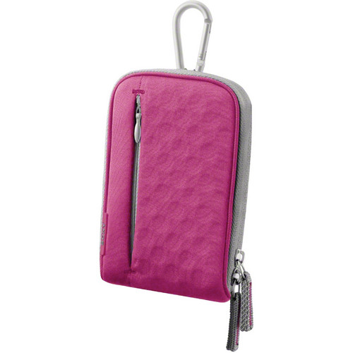 Sony LCSTWM/P Soft Carrying Case (Pink)