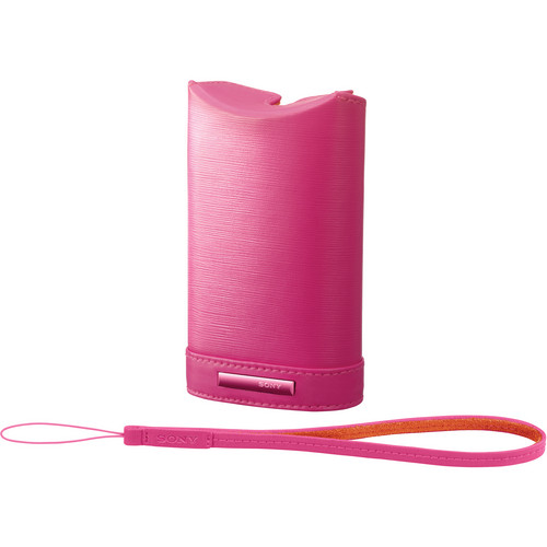 Sony LCSWM/P Carrying Case (Pink)