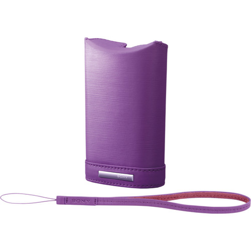 Sony LCSWM/V Carrying Case (Violet)
