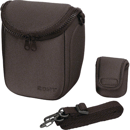 Sony BBF Carry Case for NEX Cameras (Black)