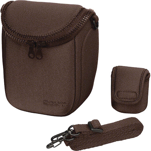 Sony BBF Carry Case for NEX Cameras (Brown)