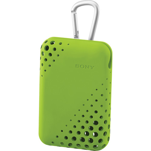 Sony Carrying Case for Cyber-Shot T and W Series Cameras (Green)