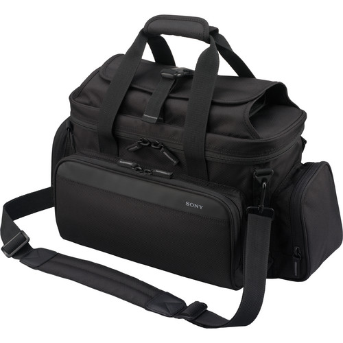 Sony LCS-VCD Carrying Case for NEX-VG Series Camcorders