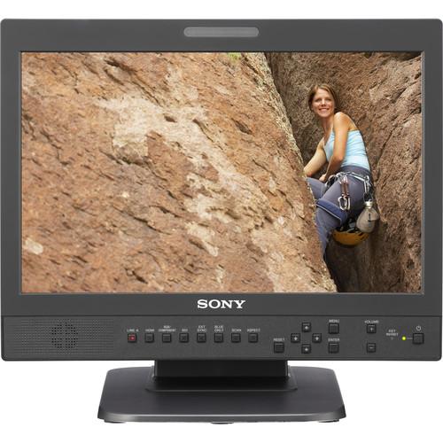 """Sony LMD-1530W 15.3"""" LCD Monitor"""