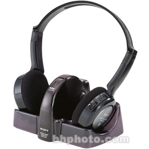Sony MDR-IF240RK - Infrared Stereo Headphone System