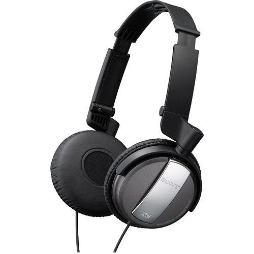 Sony MDR-NC7 Noise-Cancelling Stereo Headphones (Black)