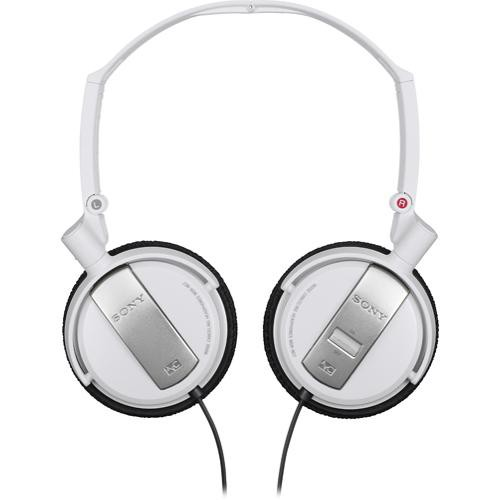 Sony MDR-NC7 Noise-Cancelling Stereo Headphones (White)