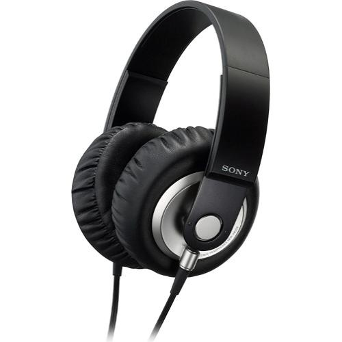 Sony MDR-XB500 Extra Bass Stereo Headphones