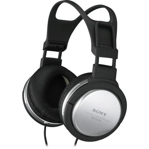 Sony MDR-XD100 - Closed-Back Studio Monitor Headphones