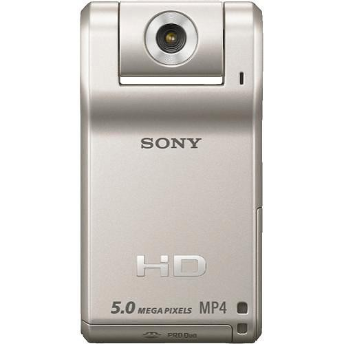 Sony MHS-PM1 Webbie HD Camera (Silver)