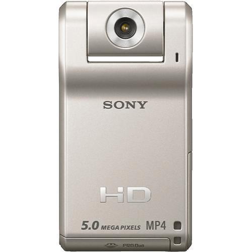 Sony MHS-PM1 Webbie HD Camera (Silver)