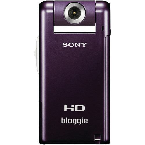 Sony MHS-PM5 bloggie Camera (Violet)