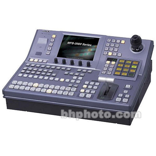 Sony MKS-2010 1 M/E Control Panel for MFS-2000