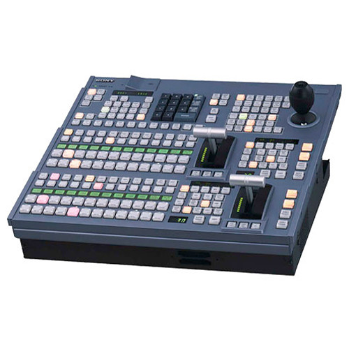 Sony MKS-9012A Control Panel with 2 M/E
