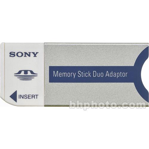 Sony Memory Stick Duo Adapter