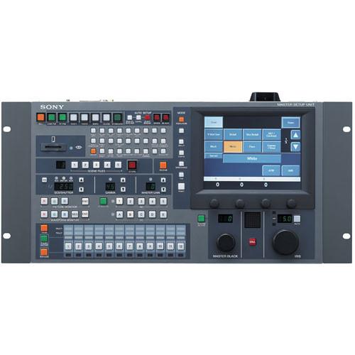 Sony MSU-900 Master Setup Unit