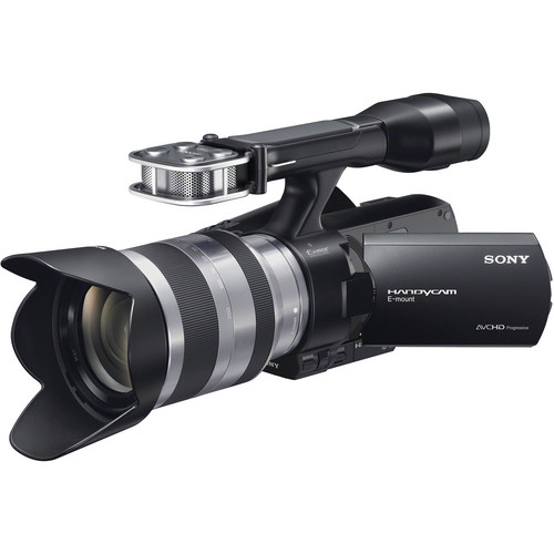 Sony NEX-VG20 Interchangeable Lens HD Handycam Camcorder with 18-200mm Lens
