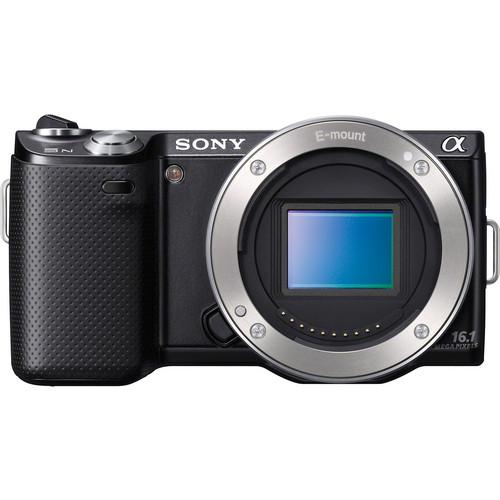 Sony Alpha NEX-5N Digital Camera (Body Only)