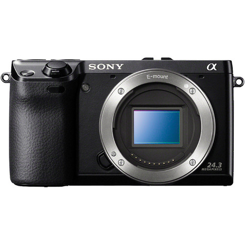Sony Alpha NEX-7 Digital Camera (Black, Body Only)