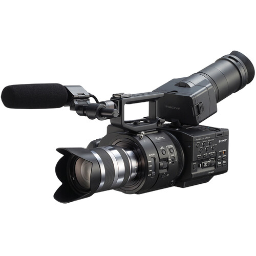 Sony NEX-FS700UK Super 35 Camcorder with 18-200mm Lens
