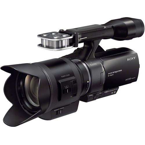 Sony NEX-VG30EH PAL Camcorder with 18-200mm Power Zoom Lens