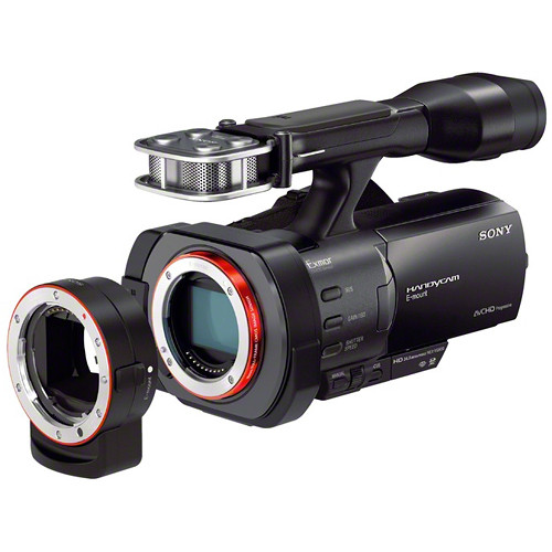 Sony NEX-VG900 Full-Frame Interchangeable Lens Camcorder