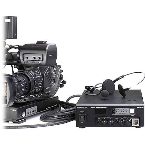 Sony NIPROS/1 Optical Fiber Studio System