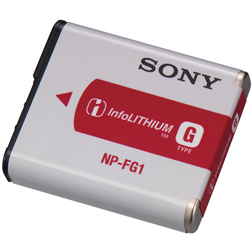 Sony NP-FG1 (G-Series) Rechargeable Lithium-Ion Battery