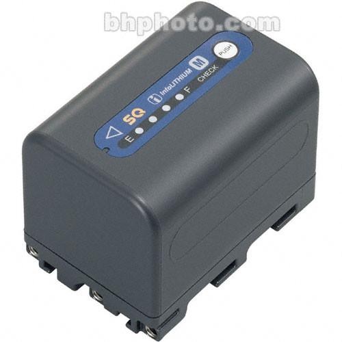 Sony NP-QM71D M-Series Info-Lithium Battery Pack (7.2v, 2760mAh)