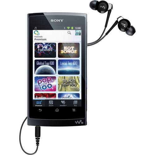 Sony 8GB Z Series Mobile Media Player