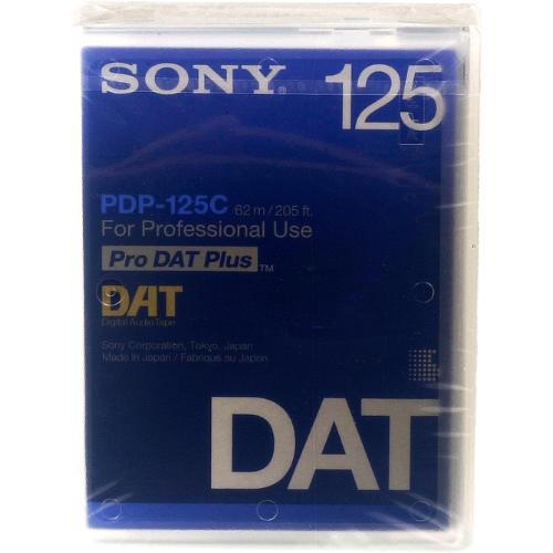 Sony PDP125C DAT Tape