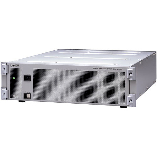 Sony PFV-SP3300 Signal Processing Frame (3RU & 17-Slot)