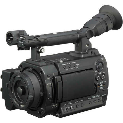 Sony PMW-F3L Super 35mm XDCAM EX Full-HD Compact Camcorder with S-Log Gamma